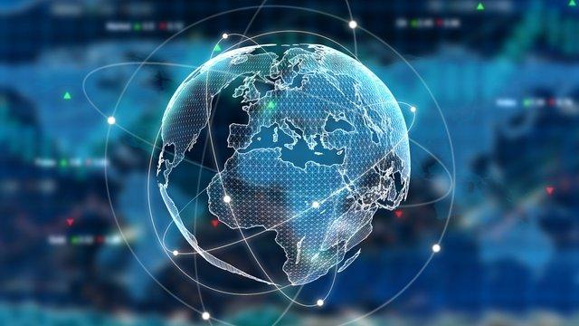Plattform für Krypto